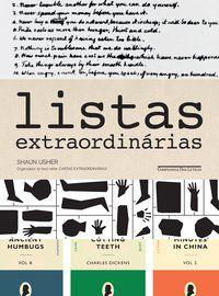 LISTAS EXTRAORDINÁRIAS - USHER, SHAUN