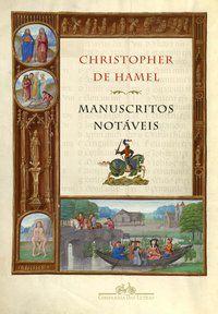 MANUSCRITOS NOTÁVEIS - HAMEL, CHRISTOPHER DE
