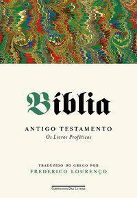 BÍBLIA – VOLUME III - VÁRIOS AUTORES