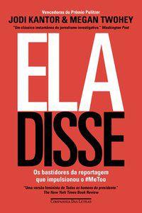 ELA DISSE - KANTOR, JODI