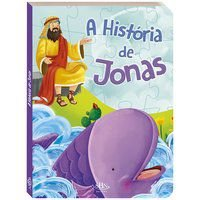 AVENTURAS BÍBLICAS EM QUEBRA-CABEÇAS: A HISTÓRIA DE JONAS - TODOLIVRO LTDA.