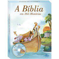 A BÍBLIA EM 365 HISTÓRIAS - MAMMOTH WORLD