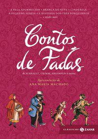 CONTOS DE FADAS: EDIÇÃO BOLSO DE LUXO (CLÁSSICOS ZAHAR) - ANDERSEN, HANS CHRISTIAN