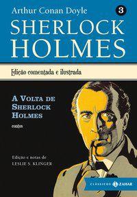 A VOLTA DE SHERLOCK HOLMES - VOL. 3 - DOYLE, ARTHUR CONAN