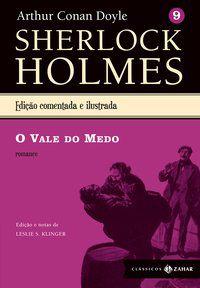 O VALE DO MEDO - VOL. 9 - DOYLE, ARTHUR CONAN