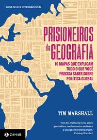 PRISIONEIROS DA GEOGRAFIA - MARSHALL, TIM