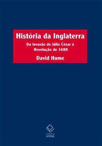 HISTÓRIA DA INGLATERRA - 2ª EDIÇÃO - HUME, DAVID