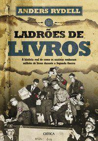 LADRÕES DE LIVROS - RYDELL, ANDERS