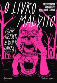 O LIVRO MALDITO - HERICK, DAVID