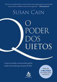 O PODER DOS QUIETOS - CAIN, SUSAN