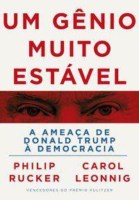 UM GÊNIO MUITO ESTÁVEL - RUCKER, PHILIP
