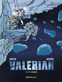 VALERIAN - VOLUME 5 - CHRISTIN, PIERRE