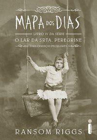 MAPA DOS DIAS - VOL. 4 - RIGGS, RANSOM