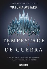 TEMPESTADE DE GUERRA - AVEYARD, VICTORIA