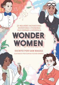 WONDER WOMEN - MAGGS, SAM