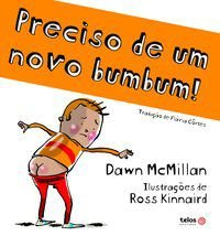 PRECISO DE UM NOVO BUMBUM - MCMILLAN, DAWN