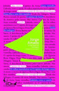 O CONTADOR DE HISTÓRIAS - AMADO, JORGE