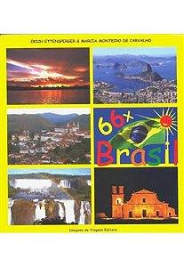 66 X BRASIL / IMAGENS DE VIDA - ETTENSPERGER, ERICH