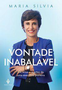 VONTADE INABALÁVEL - MARQUES, MARIA SILVIA BASTOS