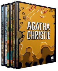 COLEÇÃO AGATHA CHRISTIE - BOX 6 - CHRISTIE, AGATHA
