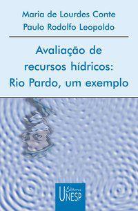 AVALIAÇÃO DE RECURSOS HÍDRICOS - LEOPOLDO, PAULO RODOLFO