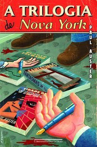 A TRILOGIA DE NOVA YORK - AUSTER, PAUL