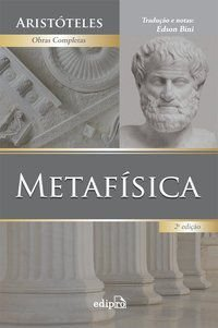 METAFÍSICA - ARISTÓTELES