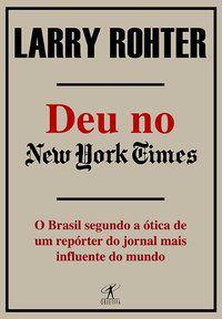 DEU NO NEW YORK TIMES - ROHTER, LARRY