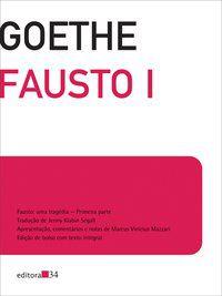 FAUSTO I - GOETHE, JOHANN WOLFGANG VON