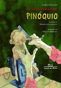 AS AVENTURAS DE PINÓQUIO - COLLODI, CARLO