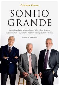 SONHO GRANDE - CORREA, CRISTIANE