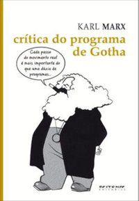 CRÍTICA DO PROGRAMA DE GOTHA - MARX, KARL