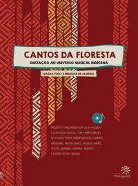 CANTOS DA FLORESTA - PUCCI, MAGDA
