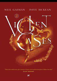 VIOLENT CASES - GAIMAN, NEIL