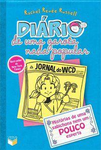 DIÁRIO DE UMA GAROTA NADA POPULAR 5 - VOL. 5 - RUSSELL, RACHEL RENÉE