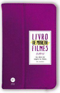 LIVRO DE MARCAR FILMES - INCREASY
