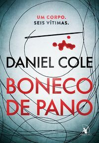 BONECO DE PANO - COLE, DANIEL