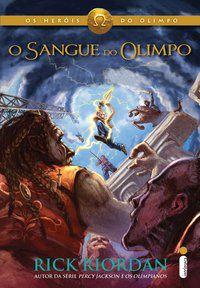 O SANGUE DO OLIMPO - VOL. 5 - RIORDAN, RICK