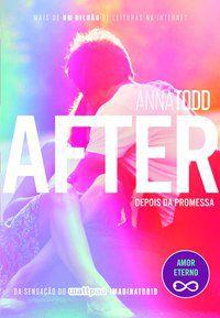 AFTER 5 - DEPOIS DA PROMESSA - VOL. 5 - TODD, ANNA