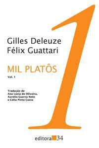 MIL PLATÔS - VOL. 1 - VOL. 1 - DELEUZE, GILLES