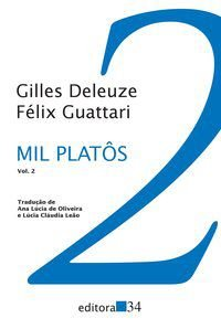 MIL PLATÔS - VOL. 2 - VOL. 2 - DELEUZE, GILLES
