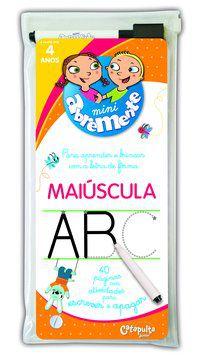 ABREMENTE - MINI MAIÚSCULA - VOL. 1 - EDITORES, CATAPULTA