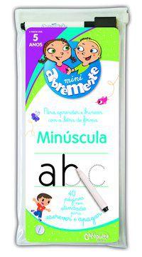 ABREMENTE - MINI MINÚSCULA - VOL. 1 - EDITORES, CATAPULTA