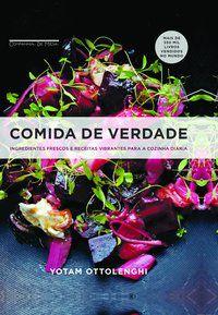 COMIDA DE VERDADE - OTTOLENGHI, YOTAM