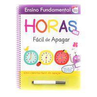 ENSINO FUNDAMENTAL - FÁCIL DE APAGAR: HORAS - OLIVER, NICHOLAS