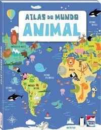 ATLAS DO MUNDO ANIMAL - LIBSA