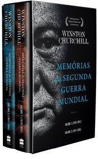 BOX MEMÓRIAS DA SEGUNDA GUERRA MUNDIAL - CHURCHILL, WINSTON