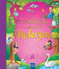 O PATINHO FEIO E OUTROS CONTOS DE ANDERSEN - YOYO BOOKS