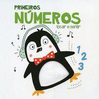 PRIMEIROS NÚMEROS : TOCAR E SENTIR - YOYO BOOKS