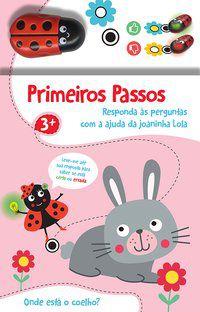ONDE ESTÁ O COELHO?: PRIMEIROS PASSOS - YOYO BOOKS